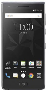 BlackBerry Motion los toestel