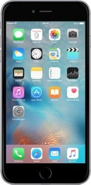 iPhone 6 Plus bij hollandsnieuwe