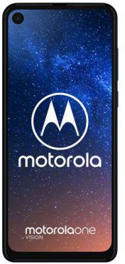 Motorola One Vision abonnement