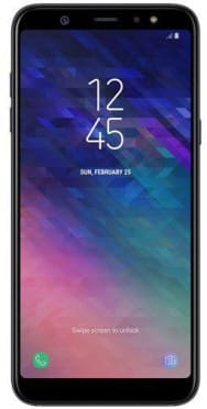 Samsung Galaxy A6 Plus bij hollandsnieuwe