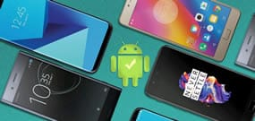 Android telefoons