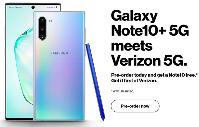 Note10 5G