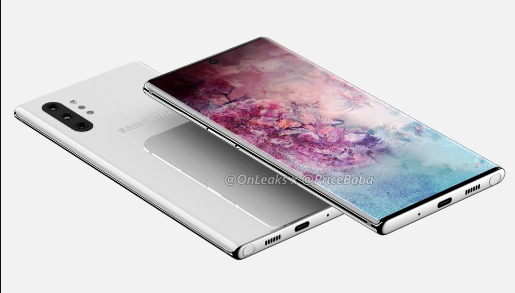 Samsung Galaxy Note 10 Pro abonnement