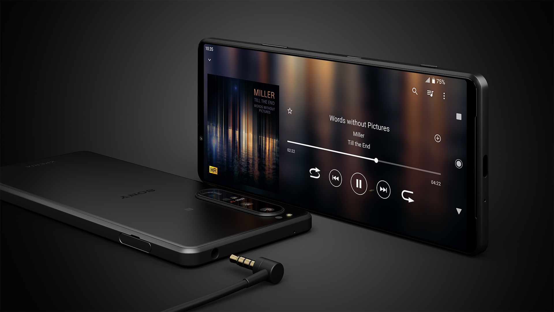 Xperia 1 III audio